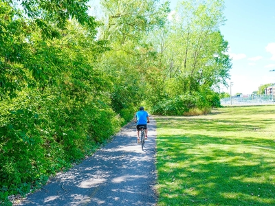 Enjoy the Rosaire-Gauthier park advantages